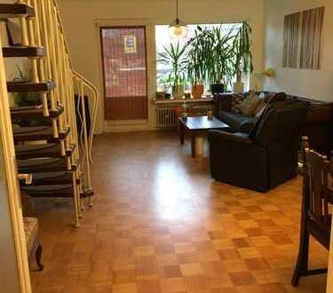 Helle 3-Zimmer-Maisonette-Wohnung mit Balkon & Loggia in Bochum-Weitmar