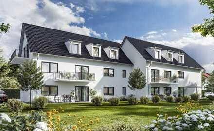 Hochwertige Wohnung in Forchheim - KFW 55