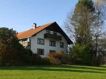 Geräumiges Haus in bester Lage in Wiggensbach