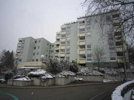 2-Zimmer-Wohnung mit phantastischer Aussicht, EBK, TG Stellplatz