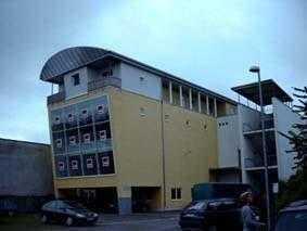 wohnen in der Stadtmitte, großzügige Wohnung mit Dachterrasse mit ca. 70 m²
