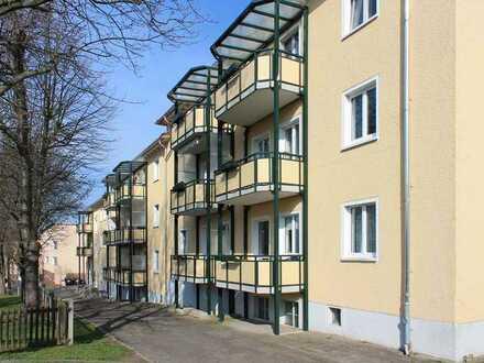 Wohnen im Ostviertel mit großem Balkon