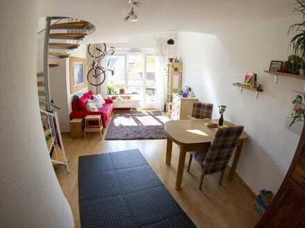 Schöne zwei Zimmer Wohnung in Freiburg im Breisgau, Betzenhausen