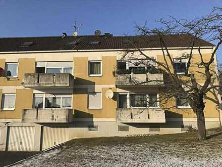 Neu modernisierte Dachgeschosswohnung