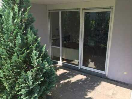 AZUBIS aufgepasst!!! Schöne 1-R-Whg. mit grosser Terrasse ab 01.01.20 zu vermieten