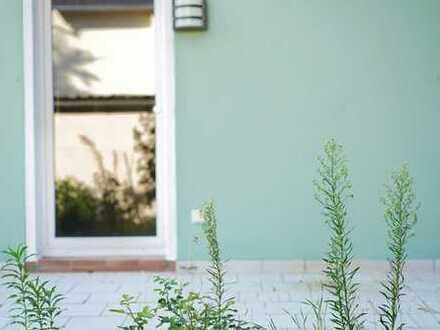 Großzügige, helle Wohnung im fränkischen Urlaubsgebiet