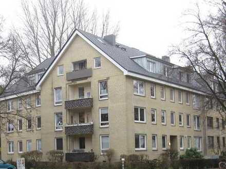 ZWANGSVERSTEIGERUNG - Zentrumsnahe vermietete 2-Zimmer-Eigentumswohnung in Hamburg-Eilbek