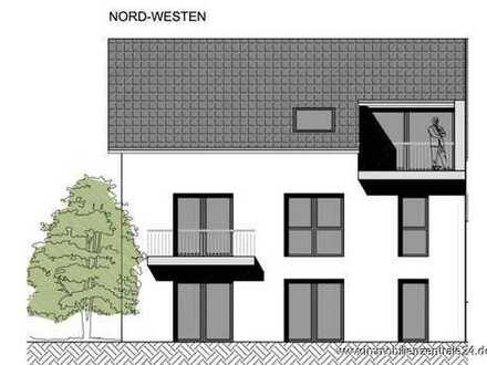 """Dachgeschosswohnung mit 14m² großem Balkon in bester Lage von """"OBERNAU"""""""