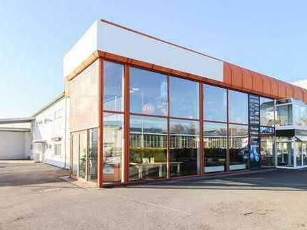 Großzügige Gewerbeimmobilie mit viel Lagerfläche attraktiv gelegen in Kaiserslautern-West
