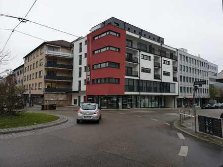 Neubau Gewerbefläche für Büro/Praxis in der Mitte