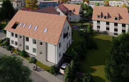 ETW 35 * KFW 40 Plus * Kapitalanlage: Single-Appartement mit Balkon - und 15000 Zuschuss vom Staat!
