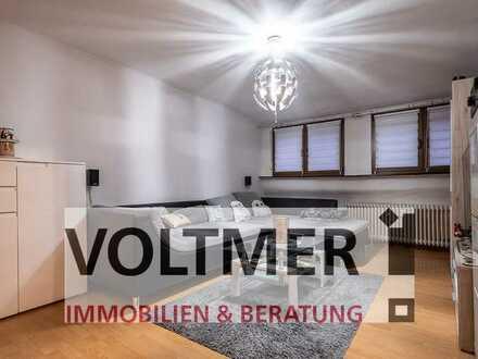 GEMÜTLICH - gepflegte Dachgeschosswohnung in Neunkirchen-Furpach