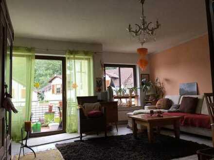 Freundliche 2-Zimmer-Wohnung mit Balkon und EBK in Landau in der Pfalz
