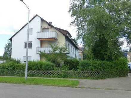 TOPLAGE SCHÖNES WOHNGEBIET - 3-Zi.-Whg. mit Balkon in Stuttgart-Vaihingen von Privat ohne Provision