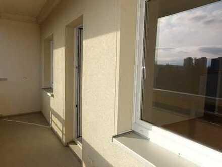 gemütliche 3-Raum-Wohnung I ganz oben