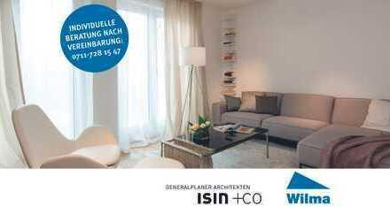 Moderne 2-Zi-Maisonette-Wohnung mit Südterrasse und toller Raumaufteilung- BAUSTART