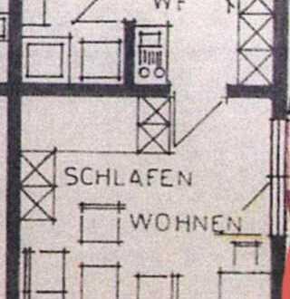 NUR AN PENDLER! 1,5-Zimmer-Wohnung mit EBK in Wendlingen am Neckar