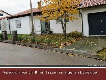 Platz für die Familie - Schöner Bungalow in Crailsheim