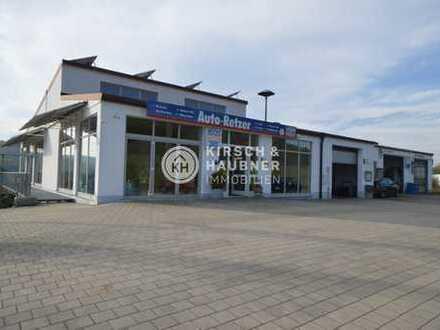 Chance & Existenz! Alteingeführte KFZ-Werkstatt mit Ausstellung,  Berching - OT Rappersdorf