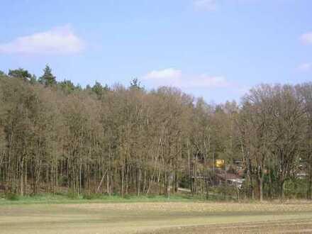 Grundstücke in einem Feriengebiet im südlichen Wendland