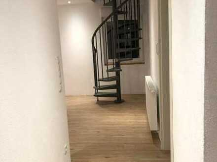 schöne 3-Zimmer-Maisonette-Wohnung mit Balkon in Bretten-Gölshausen