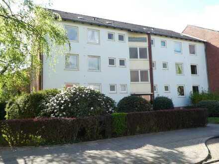 Schwachhausen! 4-Zimmer-ETW mit sonniger Loggia mit Blick ins Grüne!