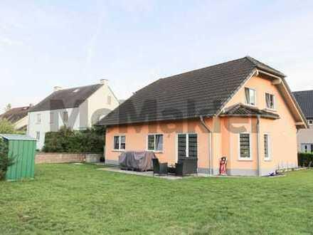 Neuwertig, behaglich und naturnah: Einfamilienhaus mit Garten in Feldrandlage unweit von Trier