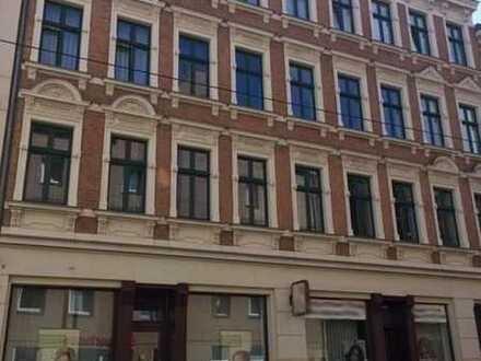 * Gewerbeeinheit in Leipzig-Stötteritz *