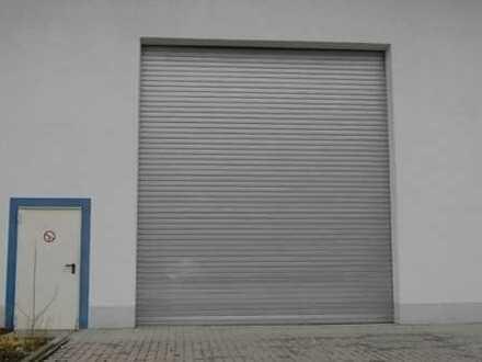 """BAUMÜLLER & CO."" - ca. 400 qm Halle + Büro - ebenerdige Andienung"