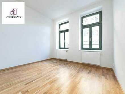 Provisionsfrei und frisch renoviert: Großzügig geschnittene Altbauwohnung in Reudnitz