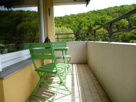 1-Zi-Whg möbliert und komplett ausgestattet, Balkon in Botnang! Objekt-Nr. 2545