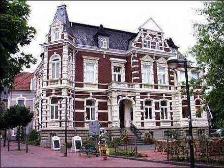 Loftartige 1 Zimmer-Wohnung in der Villa Huesker