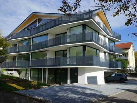 Einzigartige Architektur - Exklusives und extravagantes Penthouse in Inzlingen