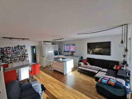 Vollmöblierte, moderne 2-Raum-Wohnung mit Garten all inkl.