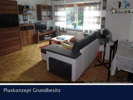 Helle 1-Zimmer Wohnung mit Loggia!