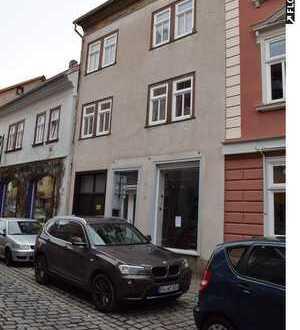 Tolles Wohngeschäftshaus in der Altstadt von Arnstadt - sanierungsbedürftig