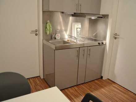 Möbilierte 40m² Wohnung (WG) Zwischenmiete zentral u. modern