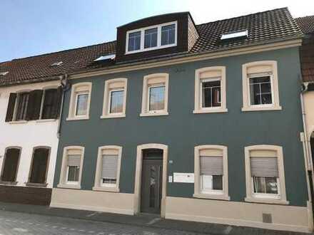 Schöne, helle Maisonettewohnung in der Altstadt von Speyer mit Domblick