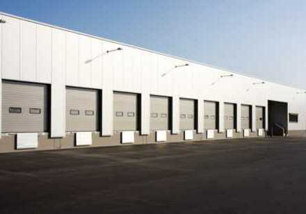 """""""BAUMÜLLER & CO."""" - Nähe A61: ca. 20.000 m² Hallenfläche - Rampen-/ebenerdige Andienung"""