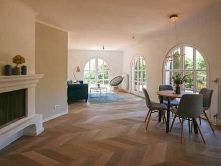 PROVISIONSFREI vom Eigentümer! Luxuriöse Gartenwohnung - Erstbezug nach Komplettsanierung