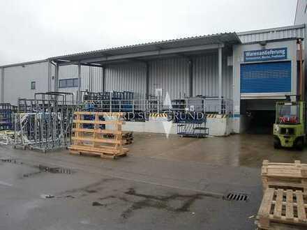 Lager zur Montage/Konfektionierung ca. 2.000 m² mit skalierbarer Bürofläche.