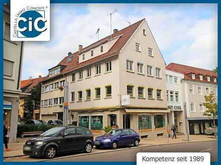 Wohn- & Geschäftshaus mit ca. 382 m² Gesamtfläche