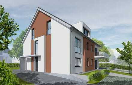 Erstbezug: Freundliche 2-Zimmer-EG-Wohnung in Sulzbach am Main