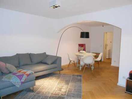 Stilvolle 3-Zimmer-Erdgeschosswohnung in Etting Bestlage