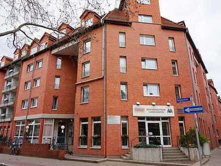 Top Kapitalanlage mit Mietgarantie! Apartment mit Balkon in betreutem Wohnen!