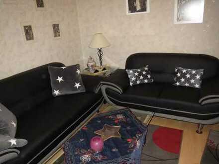 Möblierte 2 Zimmer-Wohnung, für Berufspendler / Wochenendheimfahrer, in Frankfurt-Nied