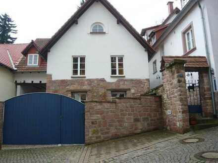 Stilvolles Einfamilienhaus im alten Ortskern von Leinsweiler an der Weinstraße