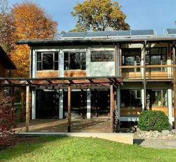 Splitt-Level-Haus mit Südgarten