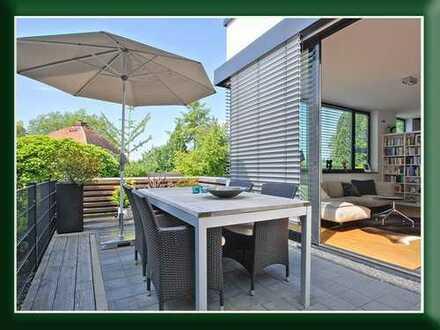 Reifferscheid - Moderne Doppelhaushälfte im Bauhausstil mit s. hochwertiger Ausstattung