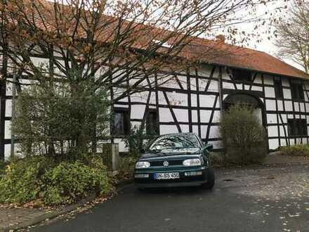 Wohnen im Fachwerk - romantischer Schmitzhof in Ließem